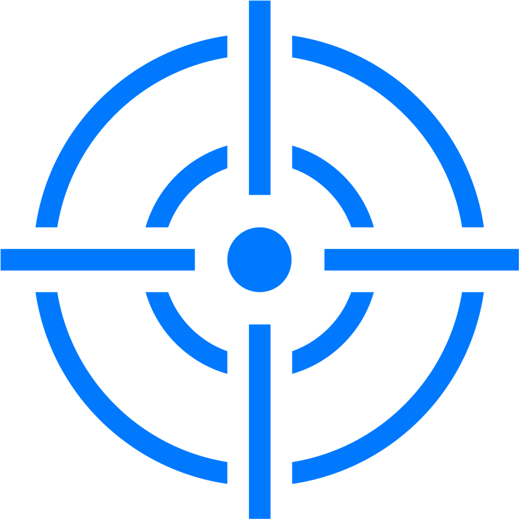 लक्ष्य की शक्ति-A man with arrow focus on aim
